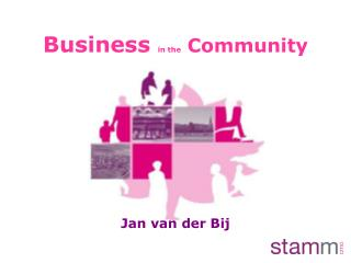 Business  in the  Community Jan van der Bij