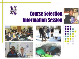 Course Selection Information Session