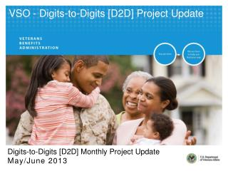 Digits-to-Digits [D2D] Monthly Project Update May/June 2013