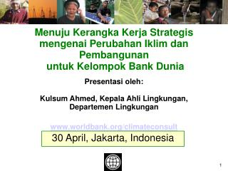 30 April, Jakarta, Indonesia