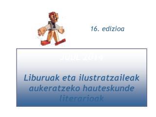 16. edizioa