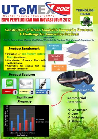 Construction of Green Sandwich Composite Structure:  A Challenge for Innovative Products