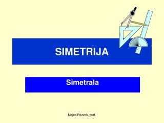 SIMETRIJA