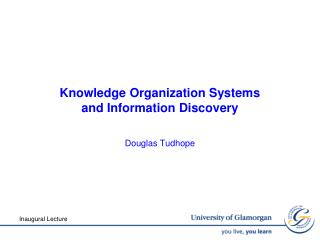 Knowledge Organization Systems and Information Discovery