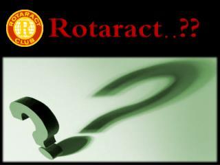 Rotaract ..??