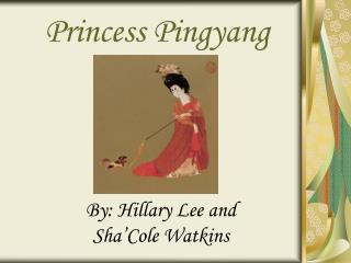 Princess Pingyang