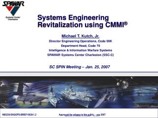 Systems Engineering Revitalization using CMMI