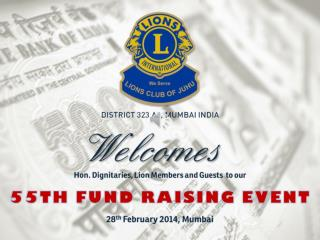 Fund Raising PPT_3rd_March_2014