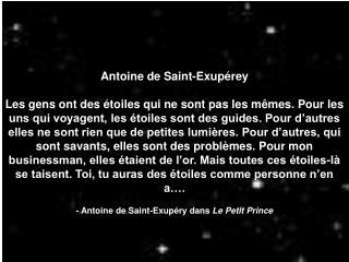 Antoine de Saint-Exupérey