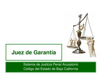 Juez de Garant�a