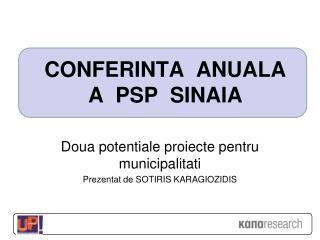Doua potentiale proiecte pentru municipalitati Prezentat de SOTIRIS KARAGIOZIDIS