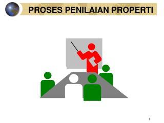 PROSES PENILAIAN PROPERTI