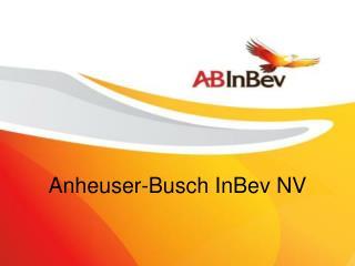 Anheuser-Busch InBev NV