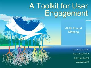 A Toolkit for User Engagement