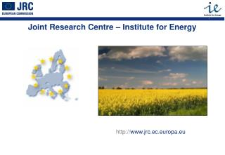 Joint Research Centre – Institute for Energy
