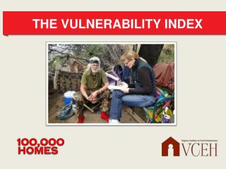 THE VULNERABILITY INDEX