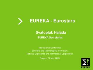 EUREKA  - Eurostars