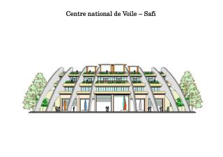 Centre national de Voile – Safi