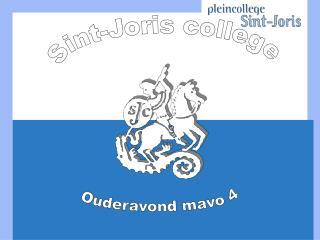 Sint-Joris college