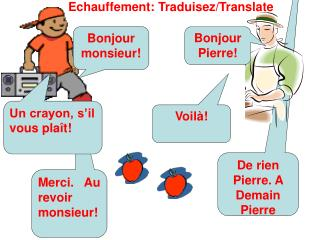 De rien Pierre. A Demain Pierre