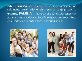 Que es la familia?