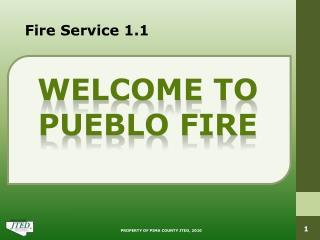Fire Service 1.1