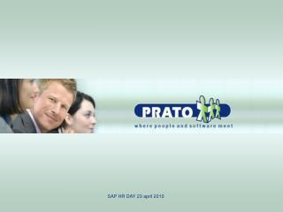 SAP HR DAY 23 april 2010