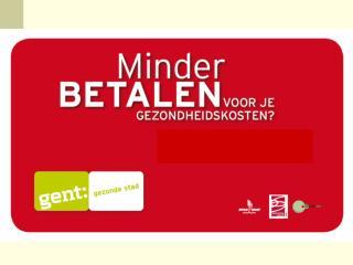 Gezondheidsongelijkheid in Gent