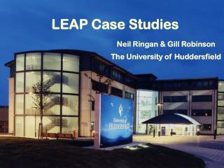 LEAP Case Studies
