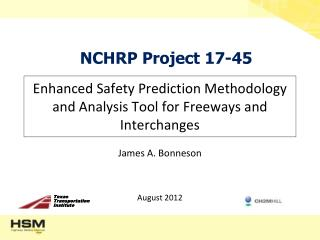 Enhanced Safety Prediction Methodology and Analysis Tool for Freeways and Interchanges