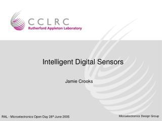 Intelligent Digital Sensors
