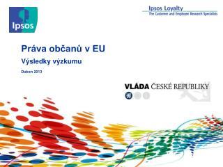 Práva občanů v EU