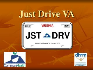 Just Drive VA