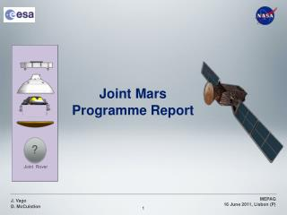 Joint Mars  Programme Report