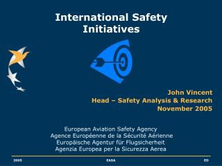 International Safety Initiatives