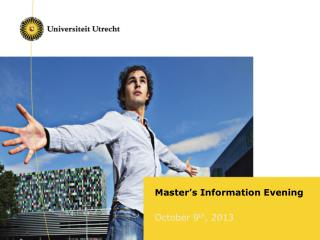 Master's Information Evening