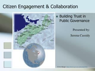 Citizen Engagement  Collaboration
