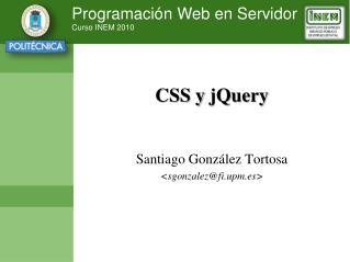 CSS y  jQuery