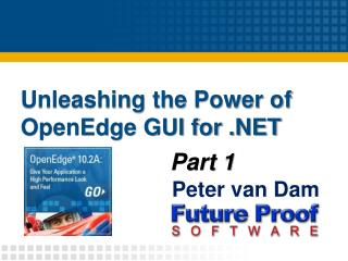 Unleashing the Power of OpenEdge GUI for .NET