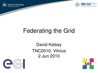 Federating the Grid