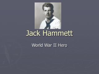 Jack Hammett