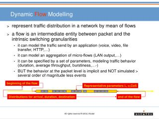 Dynamic  Flow  Modelling