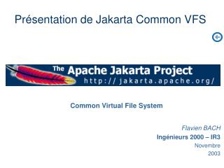 Common Virtual File System