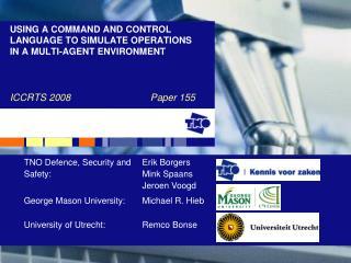 ICCRTS 2008Paper 155