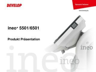 ineo +  5501/6501