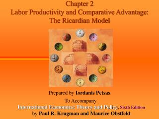 Chapter 2 Labor Productivity and Comparative Advantage:  The Ricardian Model