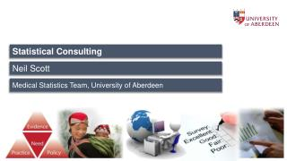 Medical Statistics Team, University of Aberdeen