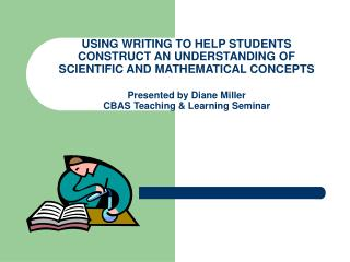 The objective of  writing across the curriculum  is to improve the quality of writing.