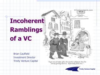 Incoherent Ramblings of a VC