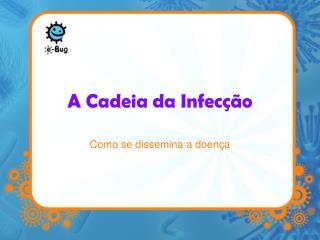 A Cadeia da Infecção